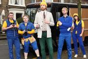Ikea: kitchen squad TV campaign