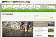 Homebase: launches Get Into Gardening