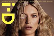 I-D cover: Fiona Dallanegra returns as publisher of the fashion magazine