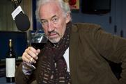 Simon Callow: hosts Classic FM show backed by Laithwaite's Wine