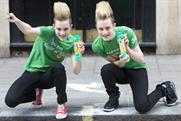 Jedward: finally find a brand to adopt them