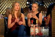 Julia Stiles in Stolichnaya Vodka ad