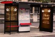Marmites: unveils photo booth