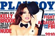 Kelly Brook: Playboy's September cover star