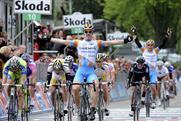 Garmin…sponsors Garmin Transitions cycling team