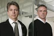 Mozynski (left) and Jarvie…avoided a High Court battle