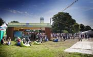 Giant Alpro Soya cereal bowl hits the festival circuit
