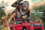 Ford: comic-inspired Ranger campaign