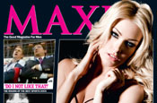 Maxim: online only from June