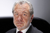 Sugar: The Apprentice beaten by England on ITV