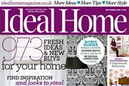 Ideal Home: holds top spot in the homes sector