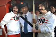 118 118: 2009 'Ghostbusters' campaign starring Ray Parker Jr