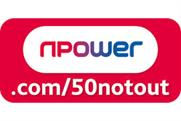 Npower has signed-up Andrew Strauss