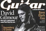 IPC: sells Guitar & Bass magazine to Anthem Publishing