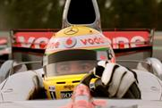 Vodafone: to end its sponsorship of the McLaren F1 team