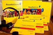 Rosetta Stone: has appointed MBA for its pan-European advertising business