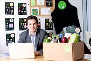 Ed Boyes, co-founder and marketing director, HelloFresh.co.uk