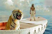 Life of Pi: available on Blinkbox in May