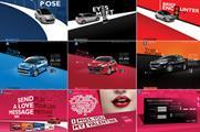 Peugeot's Valentine's viral