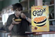 Crunchy Nut: latest ad reprises 1980s strapline
