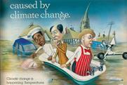 Climate change: ad banned by ASA