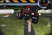Top Gear: Stunt School app tops BR chart this week