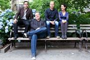 left to right: Roberto Ramos, Aaron Reitkopf, Wayne Arnold, Susan Jaramillo