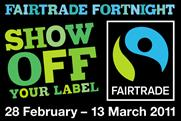 Fairtrade Fortnight: promotion begins today