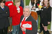 Kevin Keegan: fronts Npower competition