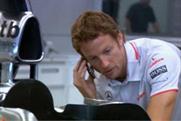 Vodafone: 2010 Jenson Button campaign