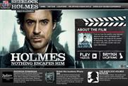 Sherlock Holmes…film was used to promote UK locations