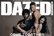 Dazed & Confused: 20th anniversary issue cover