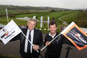 Saab: signed up as sponsor of first PowerPlay Golf event