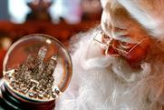 Last year's Coca-Cola Christmas 'Snowglobes' ad