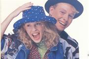 Kylie Minogue and Jason Donavan