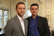 Grand Union: founders Rob Forshaw and Matt Nicholls