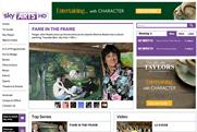 Taylors of Harrogate: sponsors Sky Arts online