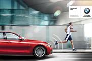 April Fools' Day: BMW's driverless Running Coach spoof press ad