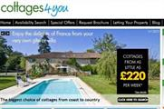 Holiday Cottages Group hires agencies for £8m brief