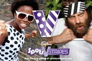 Cadbury: 'spots v stripes' campaign