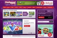 Feelgood Games: players can win real and virtual prizes