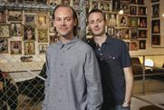 Matt Hardisty (l) and Loz Horner