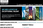 Lloyds of London: signs up Aqueduct
