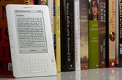 Kindle: reports moot a rival from Apple