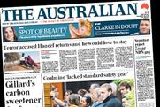 The Australian: rejects Times paywall model