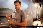 Hugh Jackman promoting Lipton Ice Tea