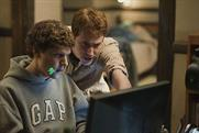 The Social Network: topped US box office charts