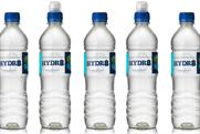Highland Spring: extends range with the introduction of Hydr8 budget water