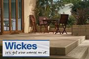Wickes hands its creative account to Partners Andrew Aldridge