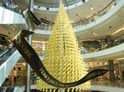 Shopping centres to get giant Ferrero Rocher 'trees' as part of Christmas campaign